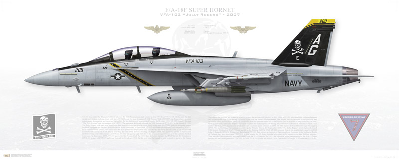 Boeing receives contract for Super Hornet IRST Block II work