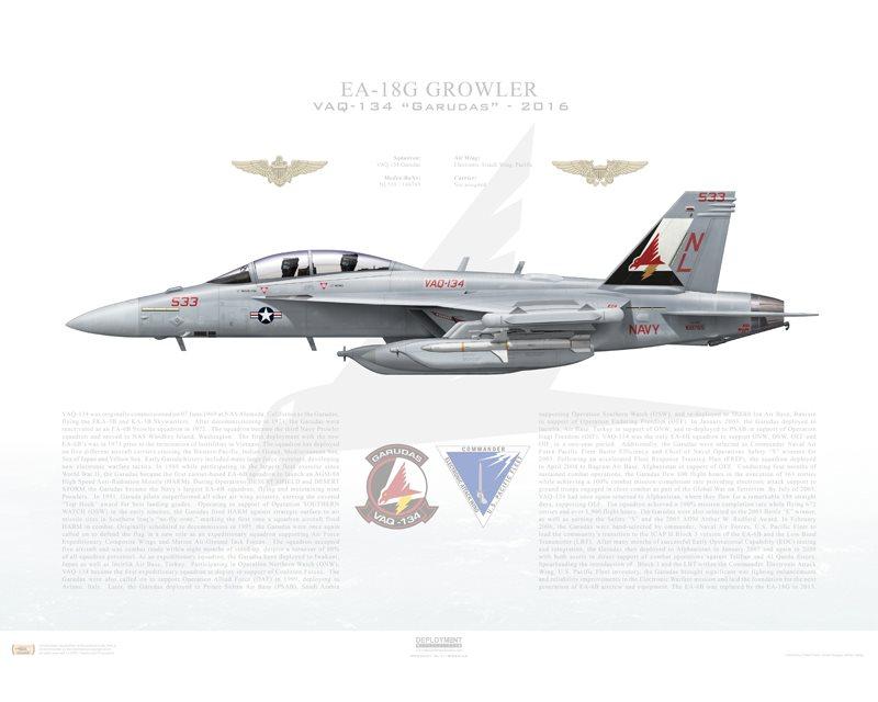 EA-18G Print