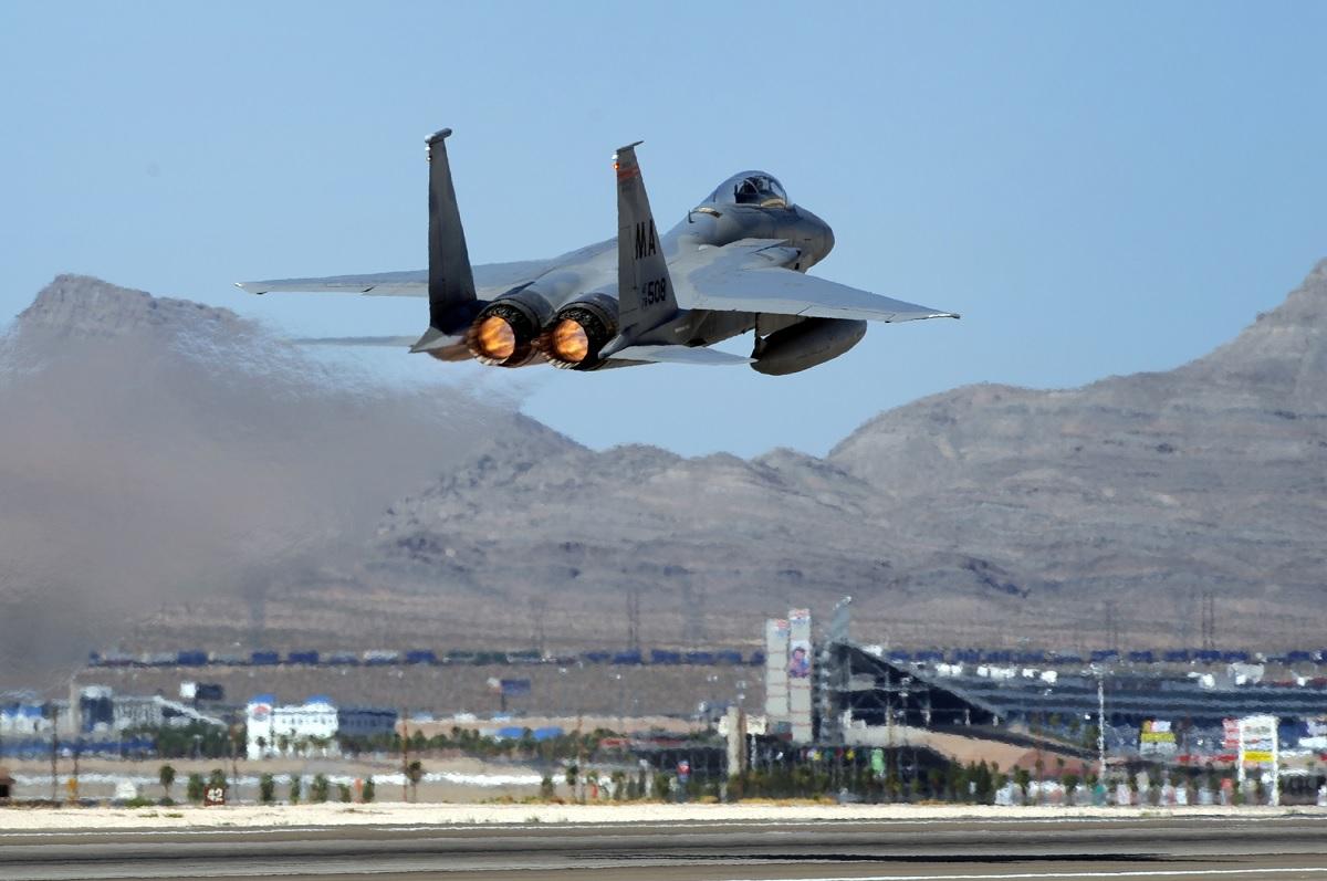 F-15C Eagle driver hits 4,000 hours milestone
