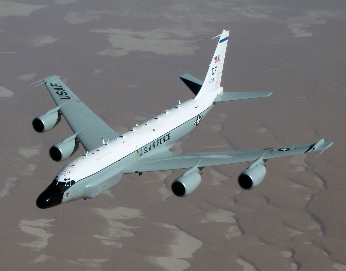 """U.S. spy planes often fly at 10-15 km from Russia's south border"" Russian official says"