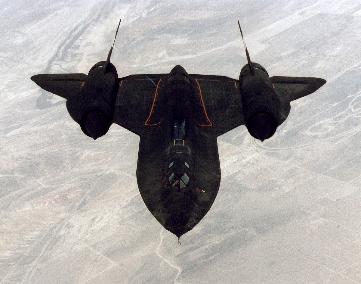The development of the iconic SR-71 Blackbird: how the world's fastest plane was conceived