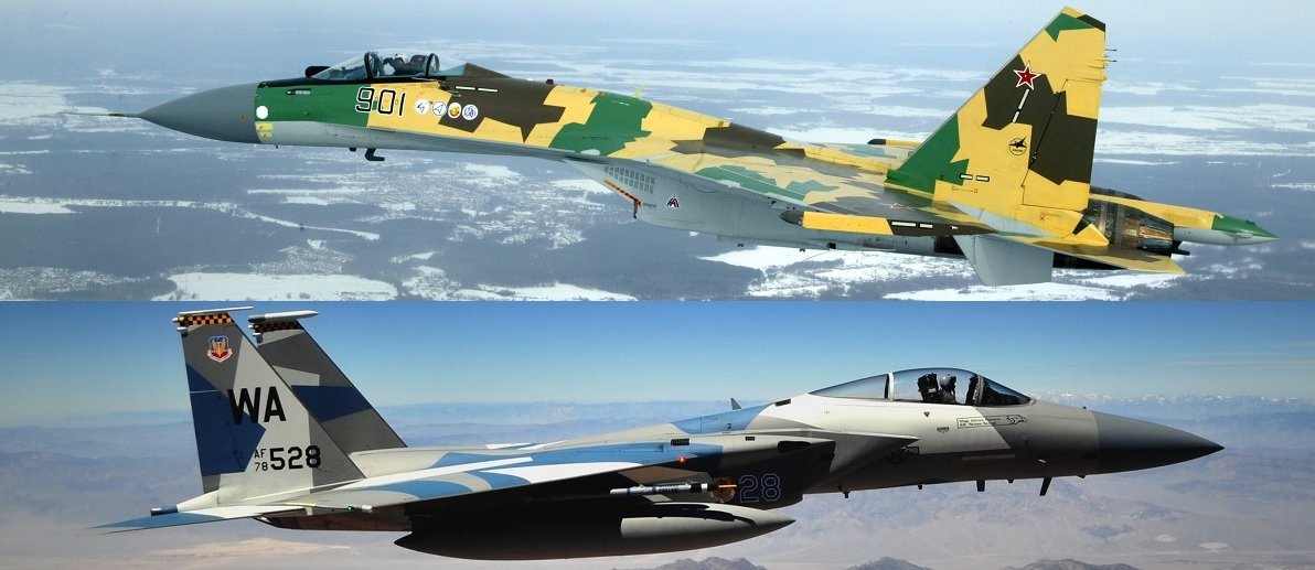 https://theaviationgeekclub.com/wp-content/uploads/2017/10/Su-35-F-15.jpg