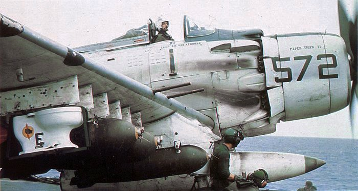 Image result for toilet mounted on a1 skyraider