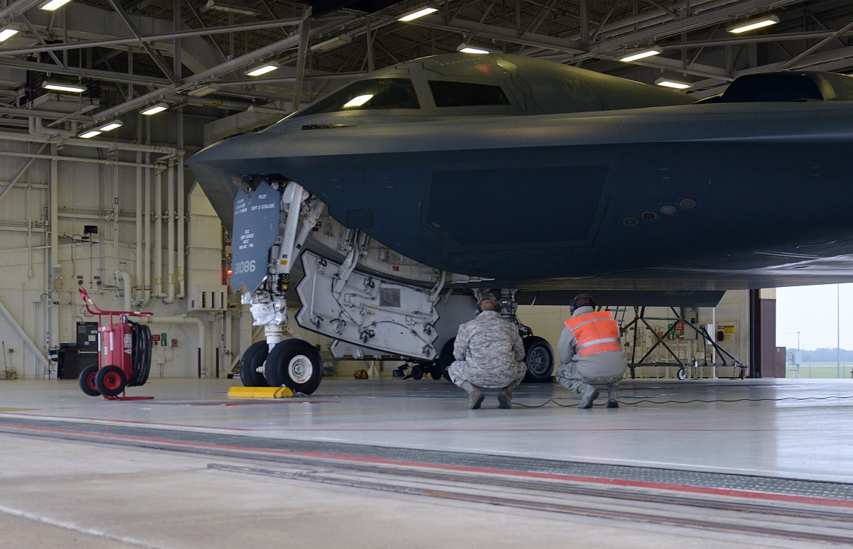 Program to make B-2 Spirit stealthier delayed to 2024