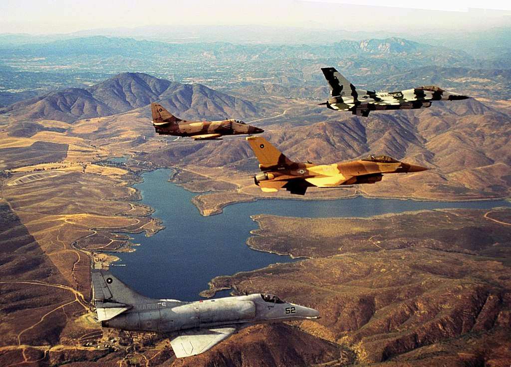 The story of the A-4 Mongoose, the light attack plane that became the perfect adversary aircraft