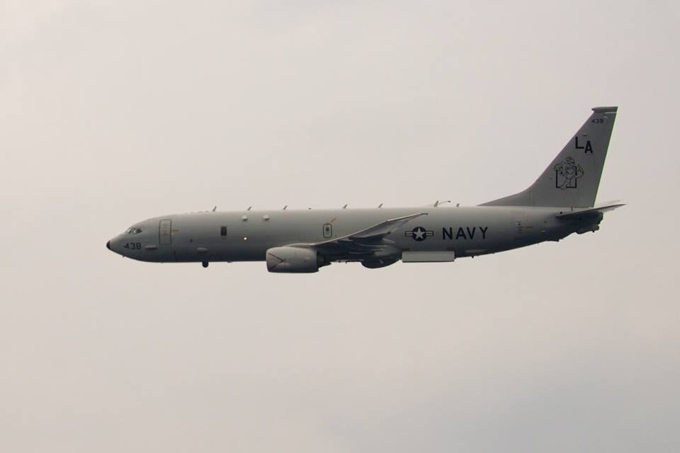 VP-5 becomes first Squadron to employ the P-8 Poseidon in counter-drug ops