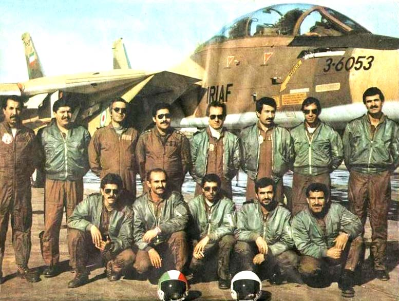 Former IIAF Tomcat pilots tell the True Story of why Iran picked the F-14 over the F-15