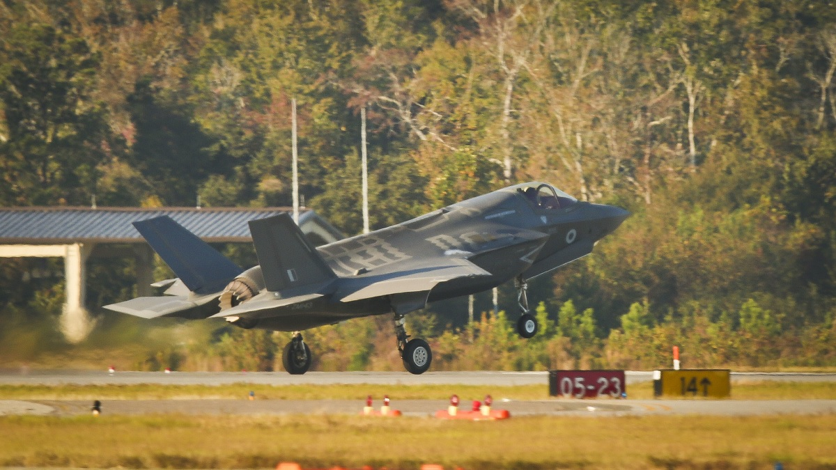 66 F-35 stealth fighters delivered by Lockheed Martin in 2017