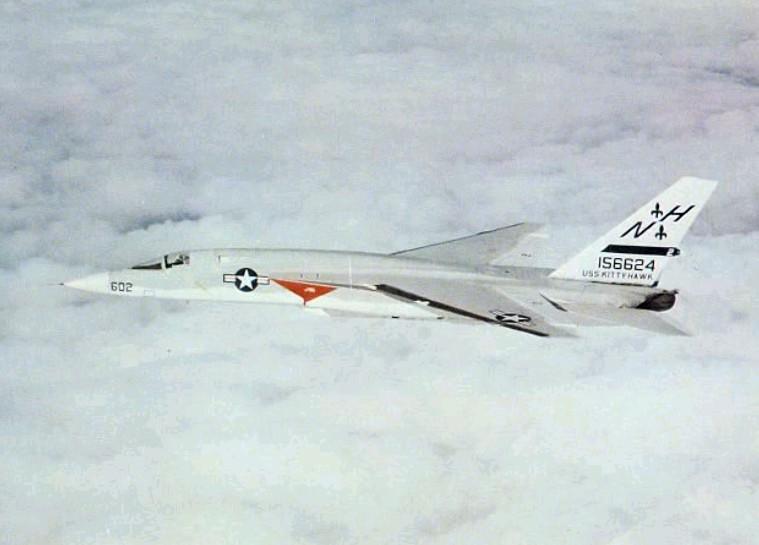 Image result for North American RA-5C Vigilante RAAF