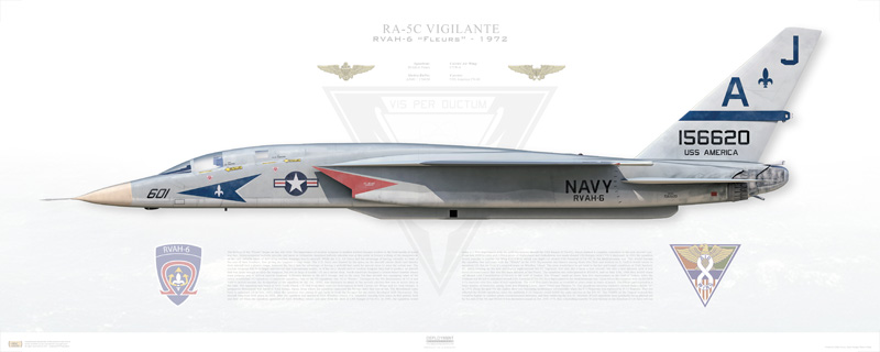 Naval Aviator explains why the Iconic Vigilante is his favorite US Navy Aircraft