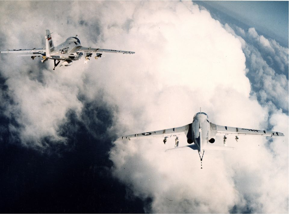 Here's how A-6 Intruder crews dodged SAMs and MiGs in the skies over Vietnam