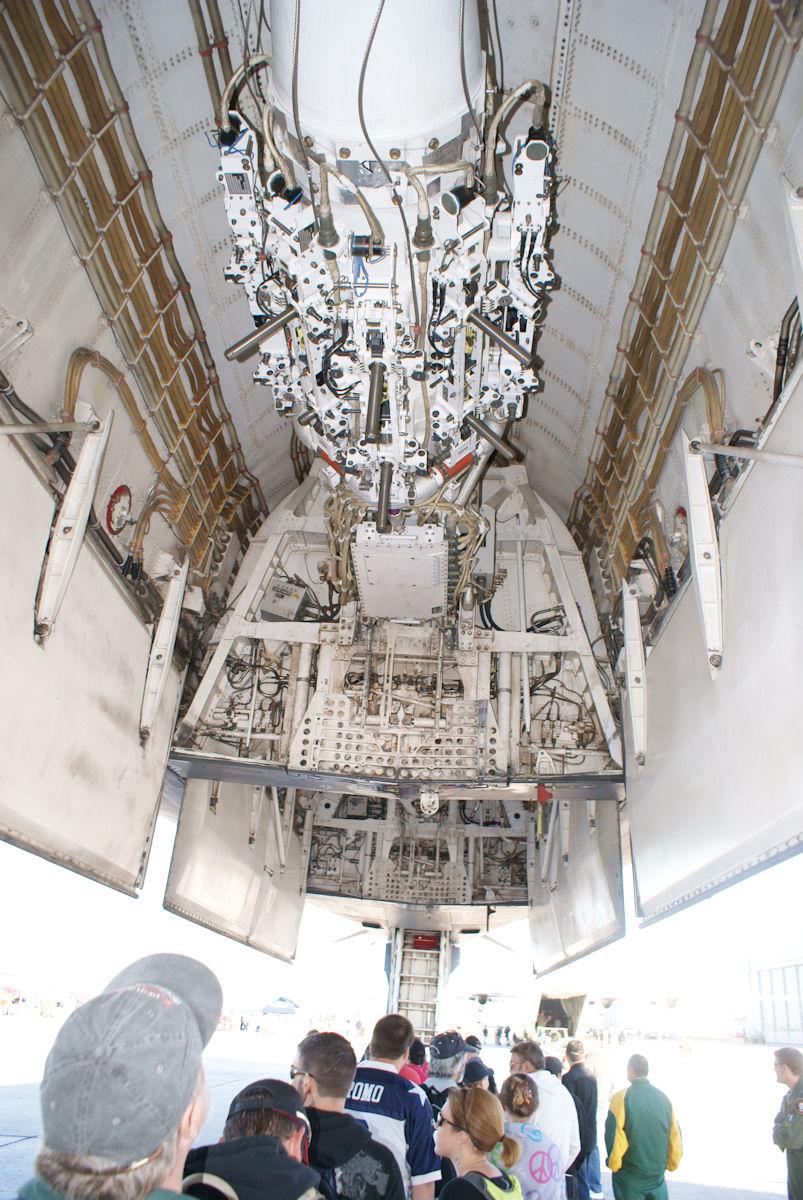 USAF to upgrade B-1B Lancer's rotary launcher