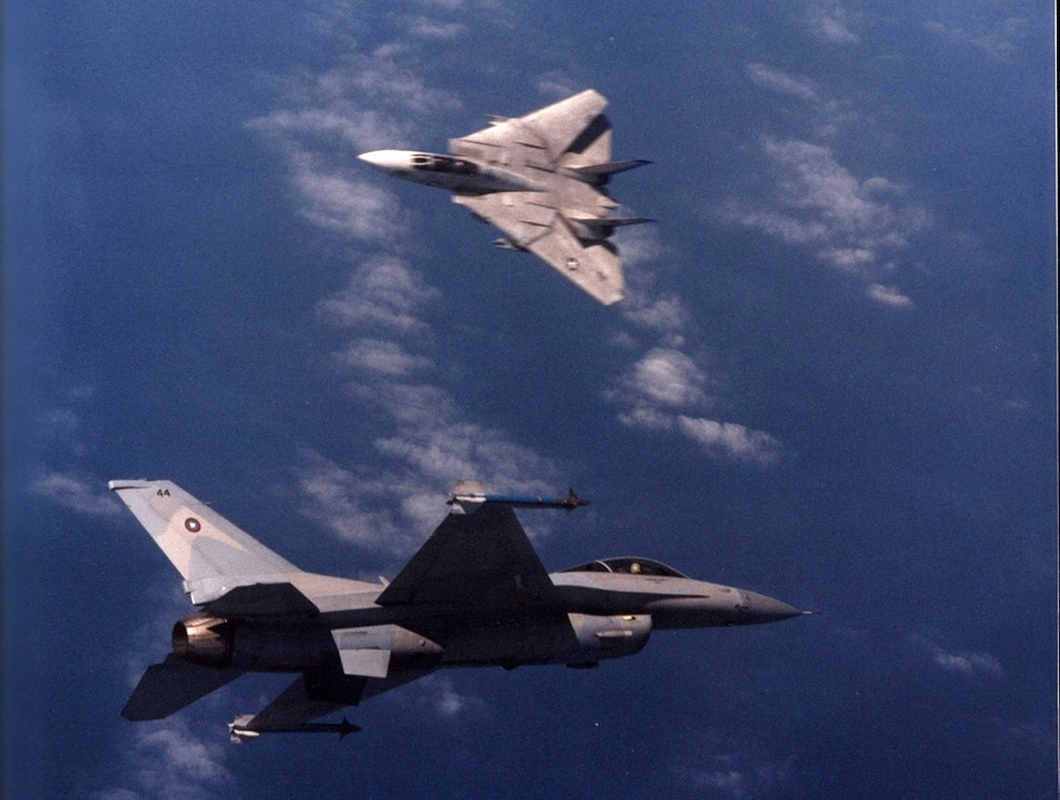 ADVERSARY! A QUICK LOOK AT THE AIRCRAFT FLOWN BY U S  NAVAL AVIATORS
