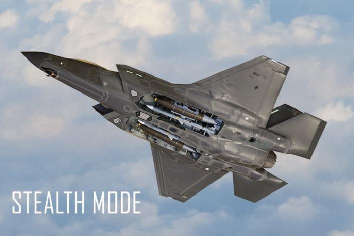 "Lockheed Martin unveils ""Beast Mode"" F-35 configuration"