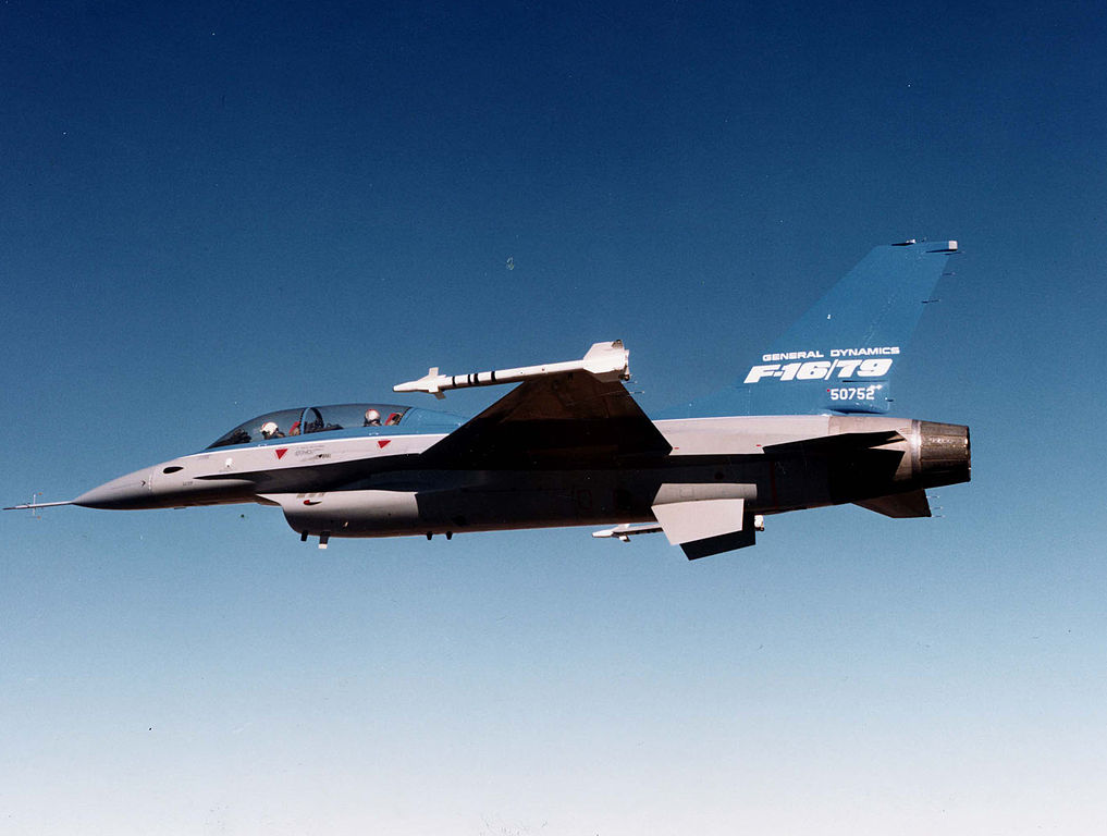 Remembering the F-16/79, the low-cost Viper powered by the J79 turbojet engine
