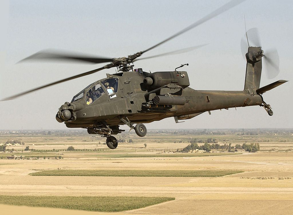 """Each Army National Guard Apache battalion needs to borrow six AH-64s to go to war,"" NGAUS president says"