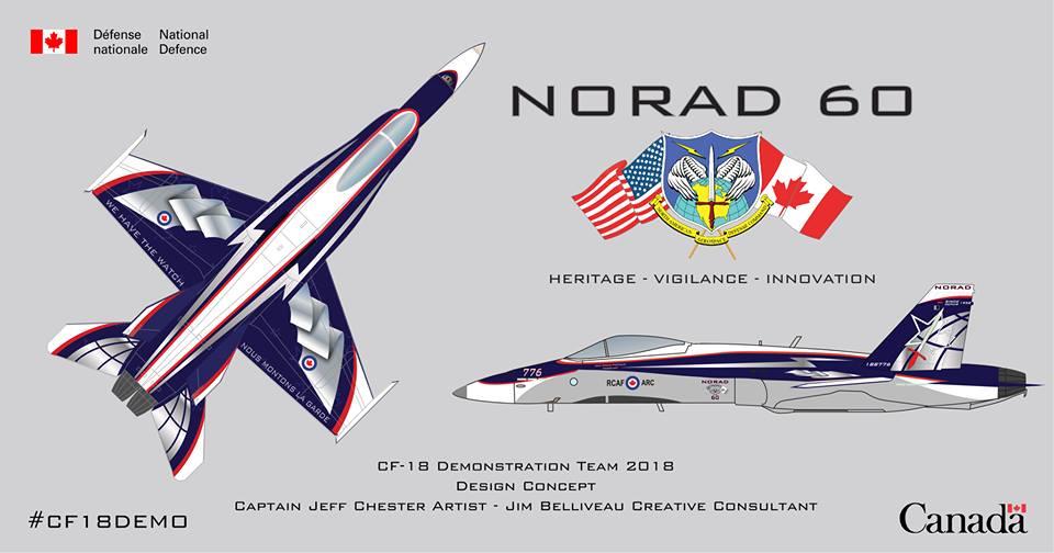 Canada Jets Paint