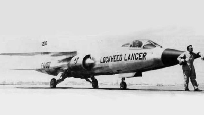 Image result for lockheed cl-1200 lancer