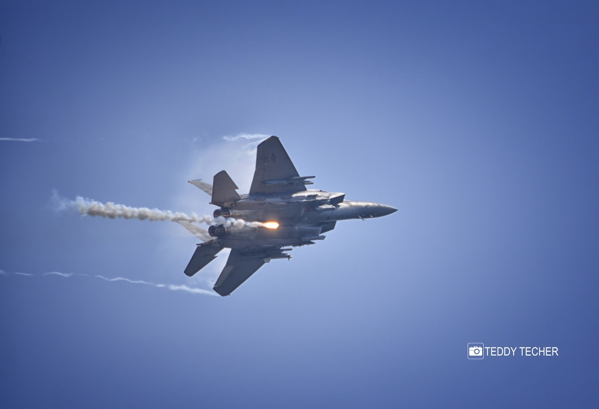 Israeli Air Force leaning towards buying new F-15s instead of a third F-35 Squadron