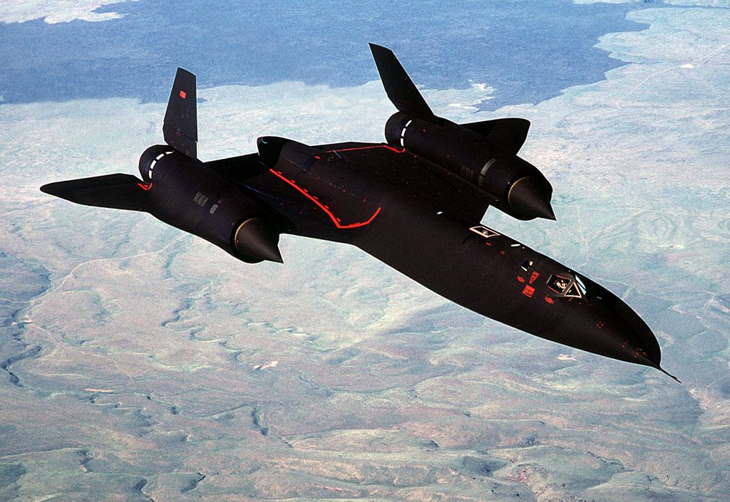"Here's Boeing futuristic ""Son of a Blackbird"" concept"