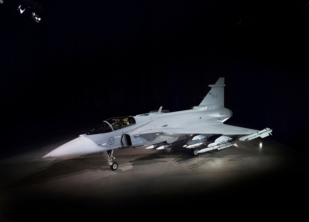 Saab to deliver first 2 Gripen E fighters to Brazilian and Swedish Air Forces in 2019