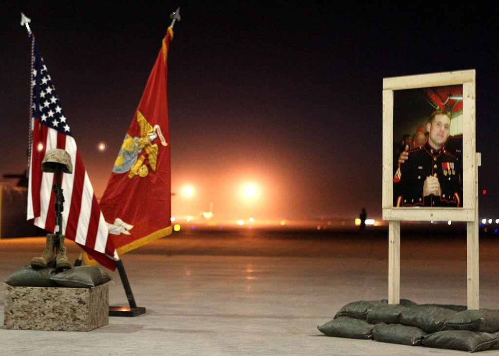 Former Marine relives September 2012 raid on Camp Bastion