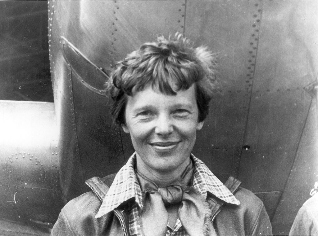 On International Women's Day forensic study concludes that bones found on Pacific island belong to Amelia Earhart