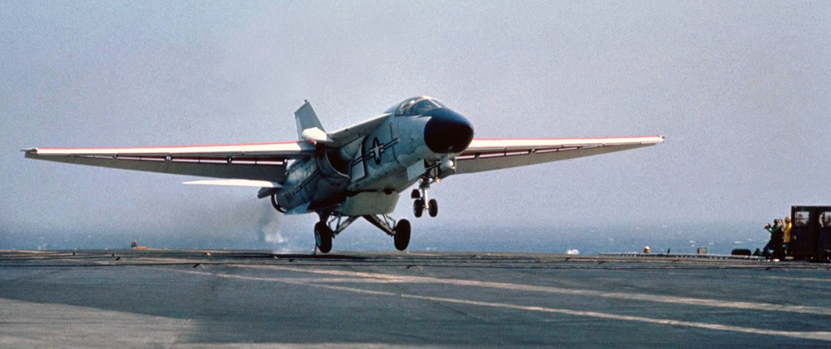 """There isn't enough thrust in all Christendom to make a Navy fighter out of that airplane:"" how F-111B's death led to the birth of the iconic F-14 Tomcat"