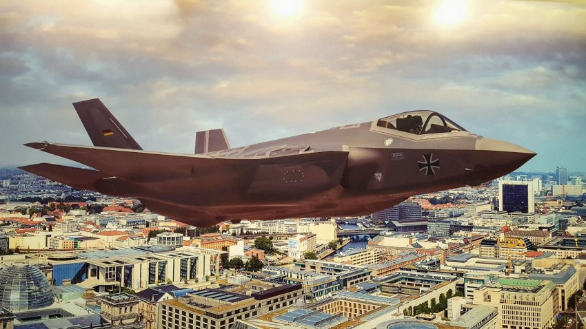 German Air Force Chief fired for supporting F-35 - The Aviation Geek