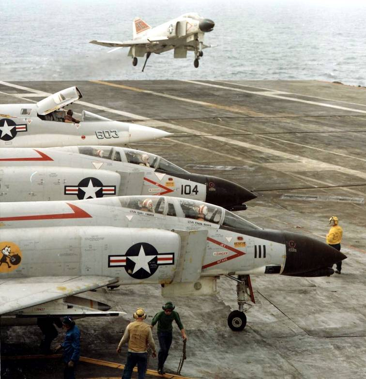 F-4 MiG Killer! The story of the only VF-31's MiG Kill of the Vietnam War