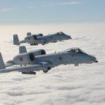 Pilot error behind last September A-10C collision