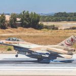 Israel offers surplus F-16s to Colombia to replace the country's Kfir fighter jets