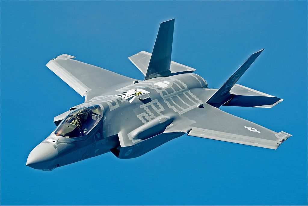 F-35 Automatic Ground and Collision Avoidance System cleared for fielding seven years ahead schedule