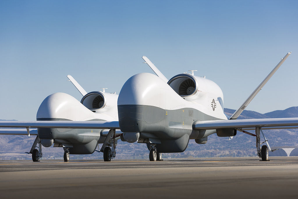 Possible sale of 4 MQ-4Cs to Germany approved