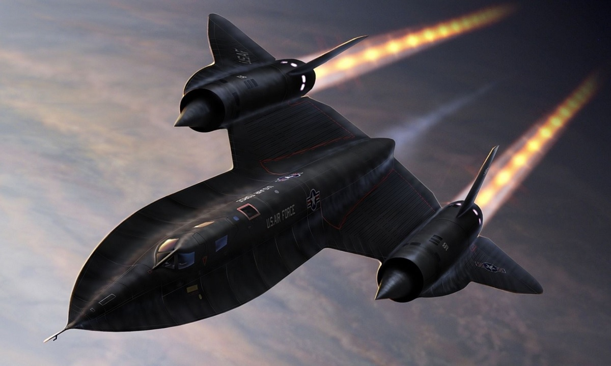 The story of the SR-71 Blackbird that outran Gaddafi's SAMs during a BDA flight of Libya in support of Operation Eldorado Canyon