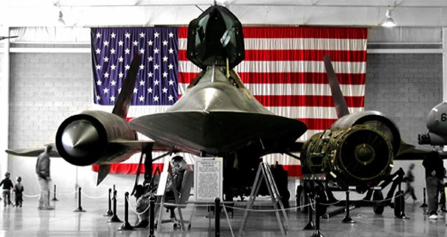 "Half YF-12 and half SR-71: the story of ""The Bastard,"" the only SR-71C ever built"
