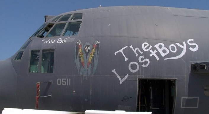 USAF retires AC-130U that sank Iraqi patrol boat during Operation Iraqi Freedom