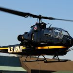 Army Aviation Heritage Foundation offering AH-1F Cobra rides