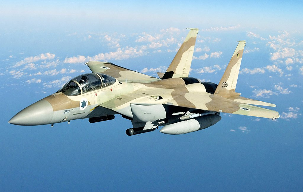 Israel to buy 25 advanced F-15I multirole fighters