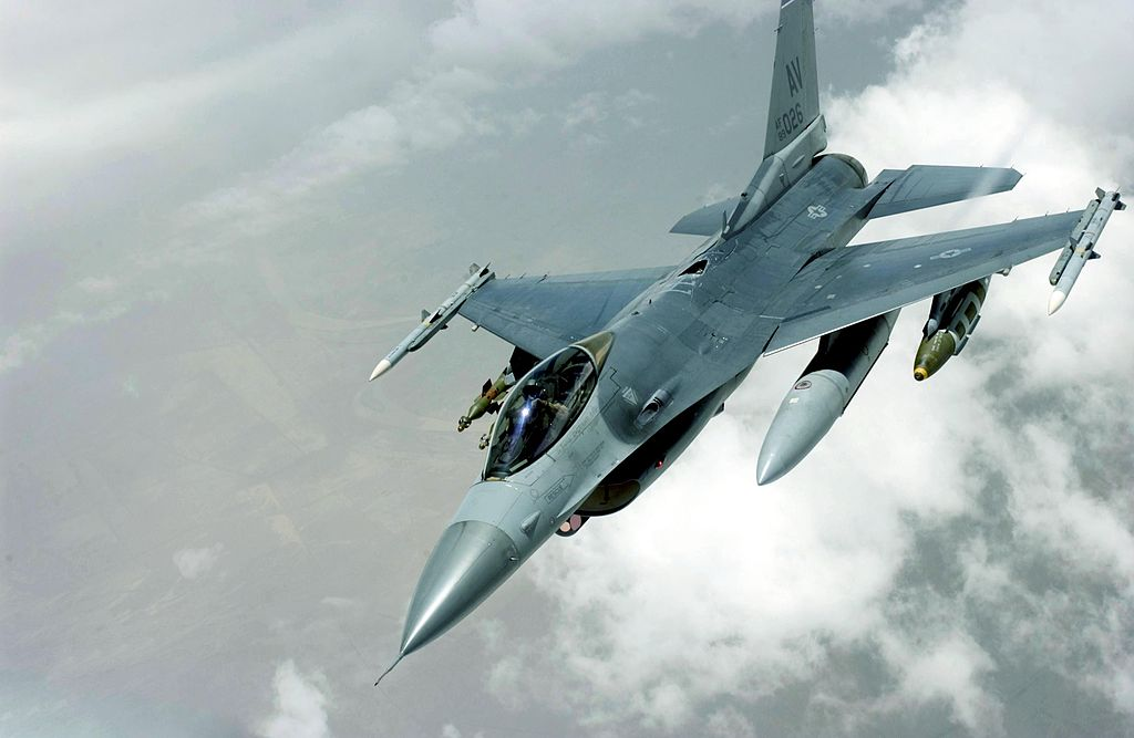 F-16 down: Scott O'Grady explains how he was shot down over Bosnia