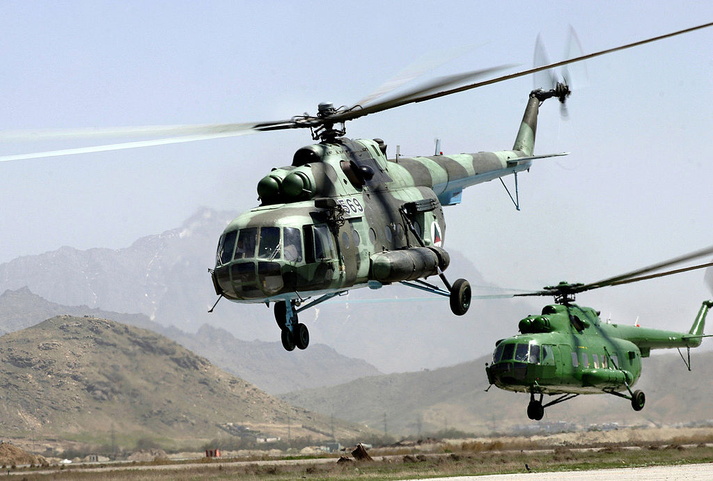 USMC is looking for a Mi-17 or Mi-24 attack helicopter to act as aggressor