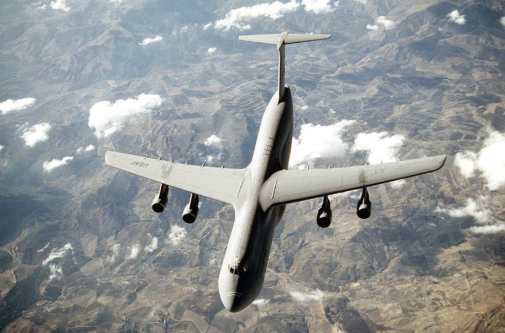 The story of the C-5 pilot that during his aircraft commander recommend ride went rogue on his senior evaluator