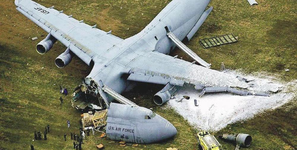 An in-depth analysis of infamous Dover C-5 crash - Part 1