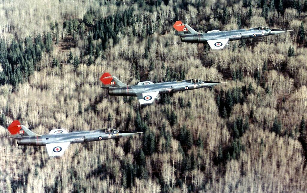 Remembering the Canadian Aircraft Altitude Record set by Bud White's CF-104 Starfighter