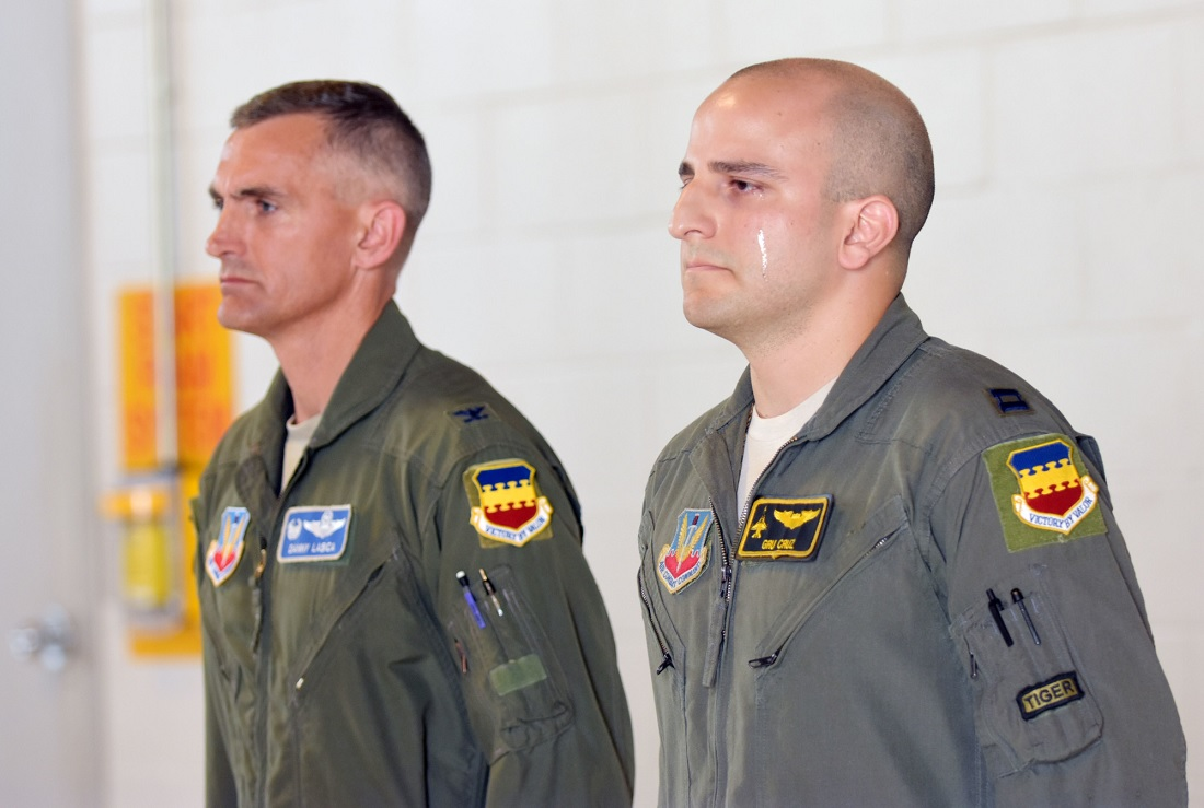 2 Shaw F-16 fighter pilots have been awarded DFC medals for saving 88 coalition soldiers in Afghanistan