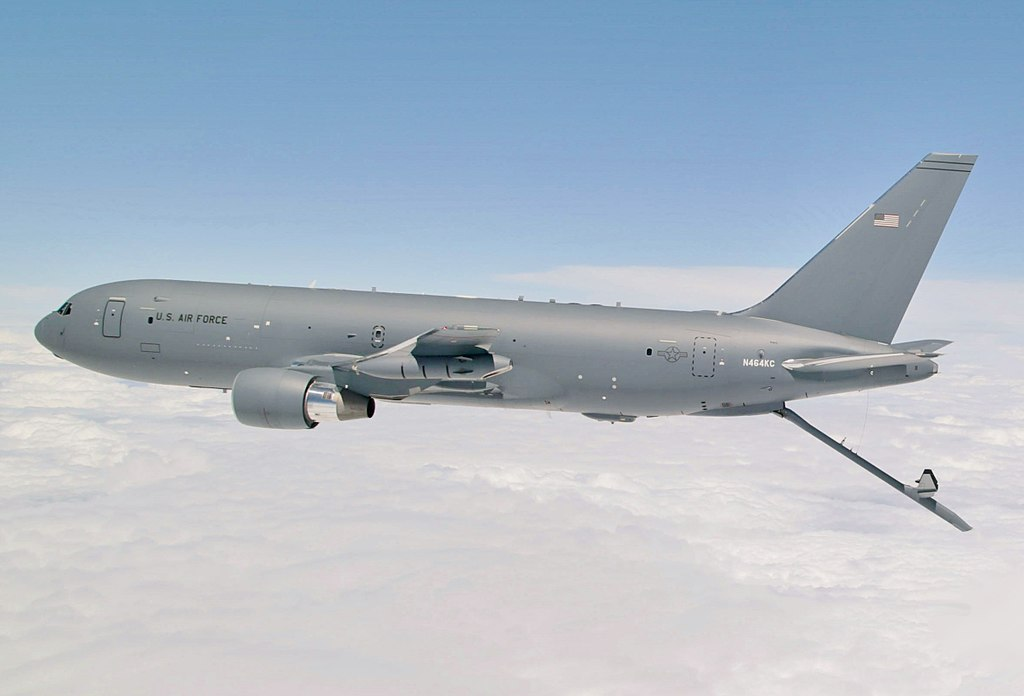USAF to receive first KC-46A Pegasus tanker in October