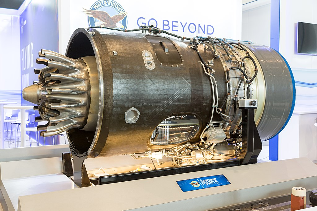 Pratt & Whitney to offer PW815 for B-52 re-engine program