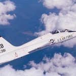 Retired USAF Lieutenant Colonel remembers his time as a T-38 student pilot