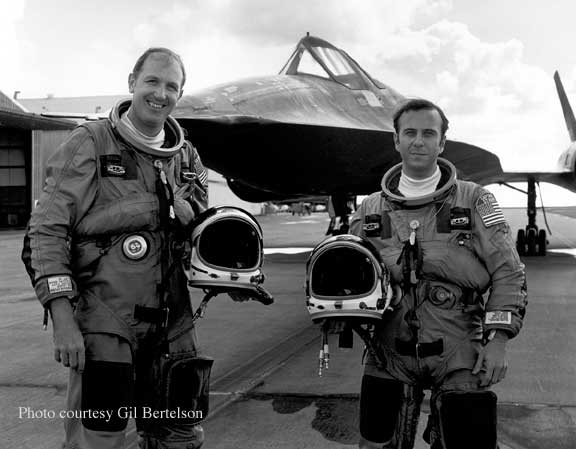 Remembering Gil Bertelson, the SR-71 driver that saw three sunrises on one particular Blackbird mission