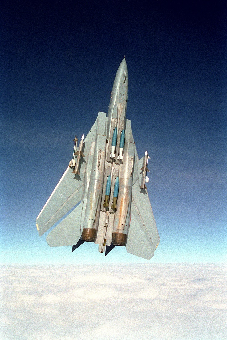 Remembering the last glory days of VF-84 Jolly Rogers
